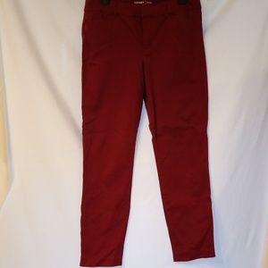 Old Navy Pixie Cut Pants